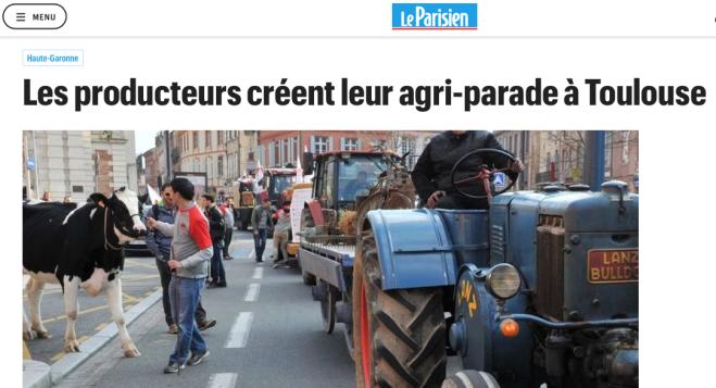 Agri-parade Le Parisien 13mars16.png